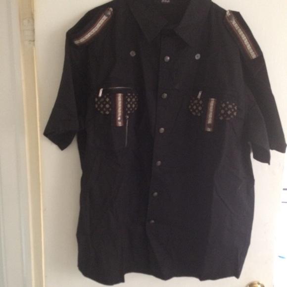 MRG Other - MRG Black Short Sleeve top for men.